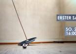 EINLADUNG ZUM 1. SALON (kleine Vernissage)SONNTAG, 28.07. 2013 // 16:00 Uhr16:15 Uhr: Eröffnungsarie v. Corina WagnerViel neue Kunst, erstmalig Mail-Art und internationale Beiträge!