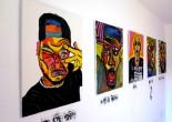 Fabian Fabrizzio; Raum Saratoga, Ebene 2  Status: Ausstellung läuft / On show