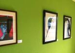 T. Hajdu; Grafik/Visuals  Status: Ausstellung läuft / on showRaum Giulietta, Ebene 2