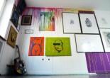Daniel Richter; Malerei, Zeichnungen  Status: Ausstellung läuft / on showRaum Cutlass, Ebene 1
