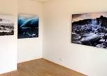 Wendelin Traub; Island  Status: Ausstellung läuft / on showRaum Testarossa, Ebene 5/ Treppenhaus