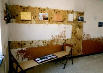 """Margret Weirauch, Raumgestaltung """"Overland""""  Status: Ausstellung läuft / on showRaum Overland, Ebene 3"""
