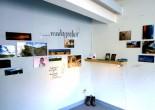 Götz Hoffmann, Raumansicht  Status: Ausstellung läuft / on showDirekt neben dem 100,- EUR Shop