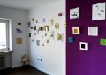 C. Greifendorf; Ausstellungsansicht im Raum Cutlass.  Status: Ausstellung läuft! / On show!